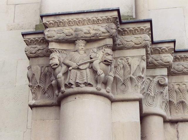 Romanesque Column Capitals, 2003