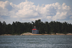 Matthews Island Lighthouse