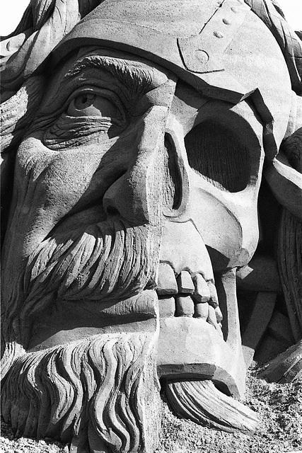 Sandskulptur I