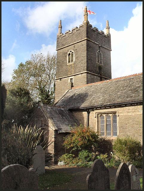 St Budeaux Church