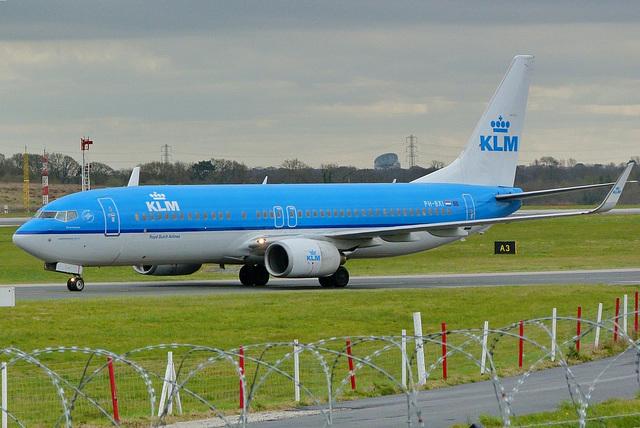 KLM BXI