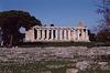 Temple at Paestum, 2003