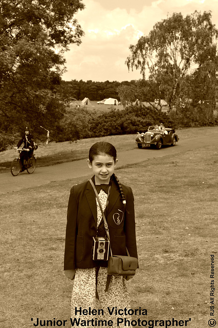 'Junior Wartime Photographer' DSC 0373