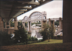 Tamar Bridges at Saltash
