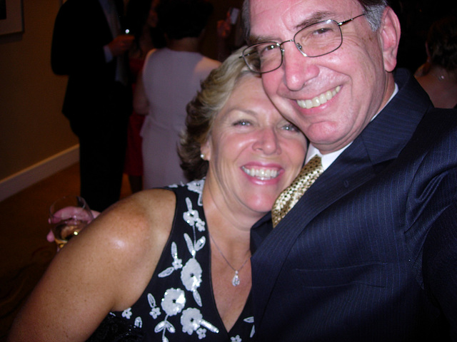 Ellen and Rick: 2006 - Rosie and Nolan Cooper's Wedding