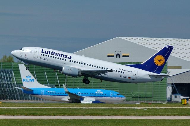 Lufthansa XZ