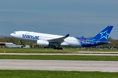 Air Transat Welcome