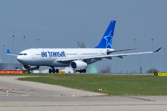 Air Transat PTS