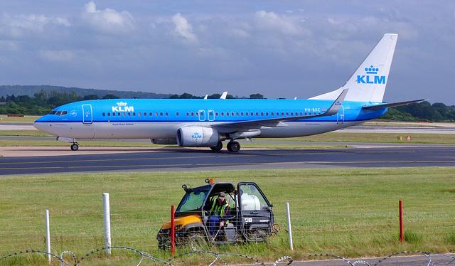 KLM BXC