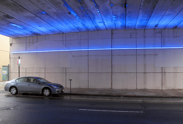 Let neons arten or artify all cities' wet underpasses, all the way through to the end of expense — and beyond!