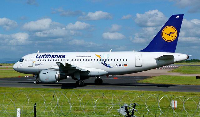 Lufthansa LU
