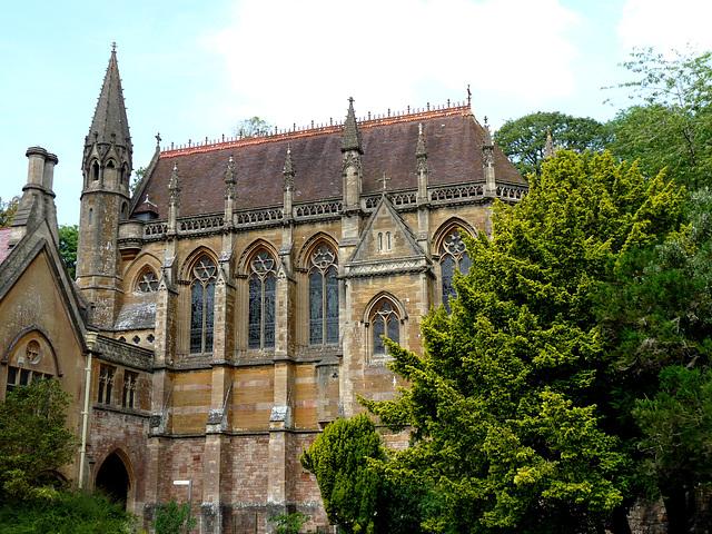 Tyntesfield- The Chapel