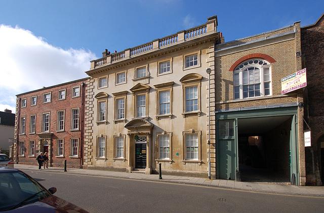 Kings Street, Kings Lynn, Norfolk