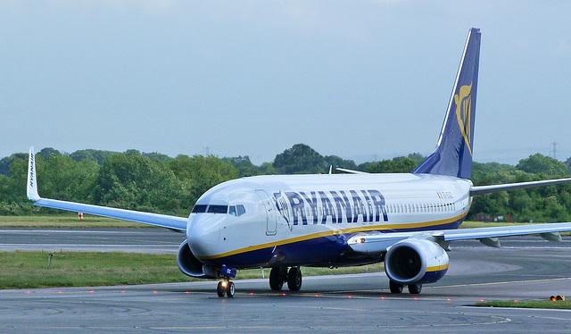 Ryanair EVZ