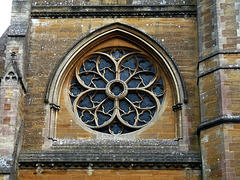 Tyntesfield- Chapel Rose Window