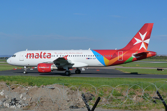 Air Malta AEP