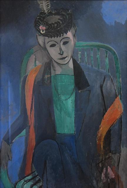die Frau des Artisten
