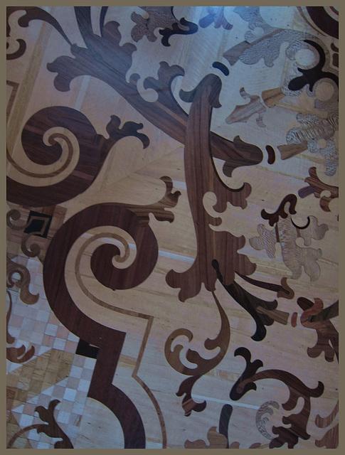 Eremitage timber flooring