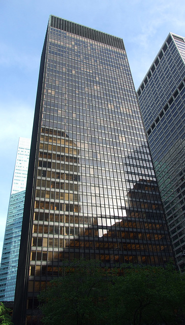 The Seagram Building, May 2011