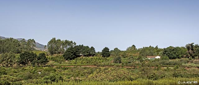 Lugar de La Laguna de Valleseco.