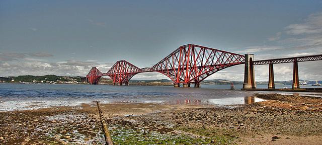 Forth Railway Bridge  Scotland