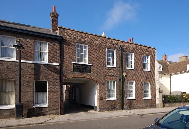 Aikman's Foundry, King Street, Kings Lynn, Norfolk