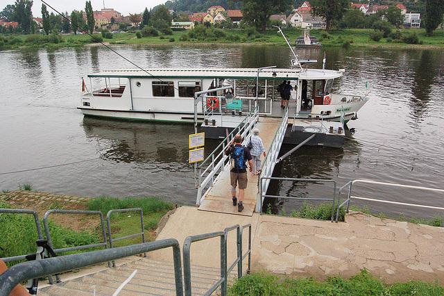 pramuzontoj - baldige Fährenbenutzer