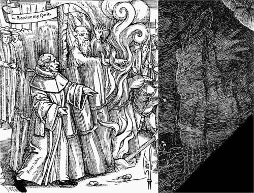 Thomas Cranmer's Burning
