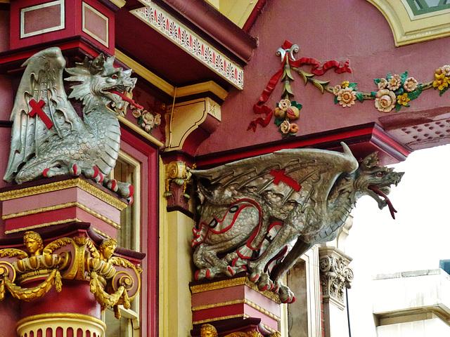 leadenhall market, gracechurch st., london