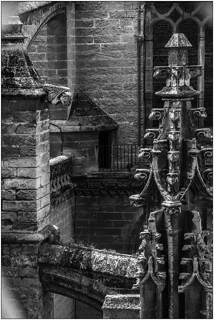 Cathédrale de Grenade .