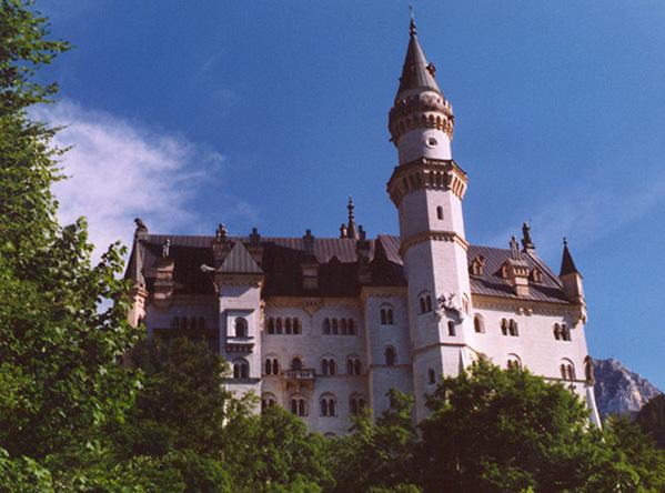 Neuschwanstein, 1998