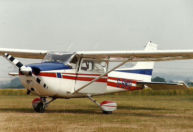 Cessna at Sibson