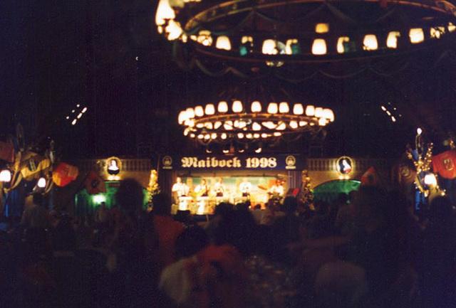 Hofbrauhaus in Munich, 1998