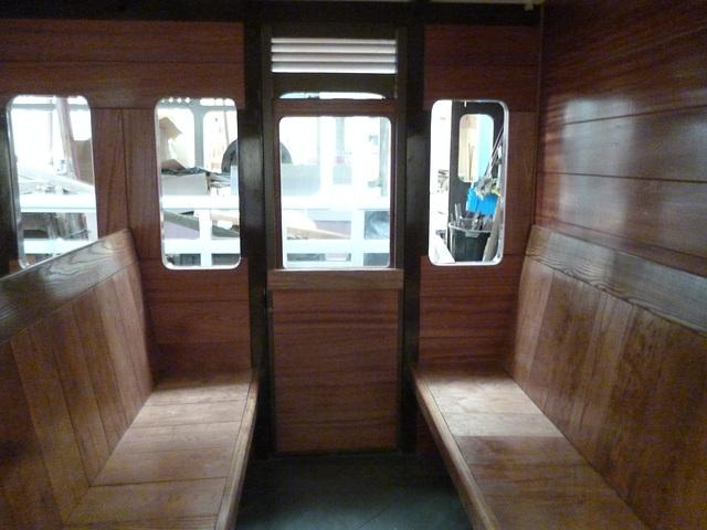 NSR 127 - door interior