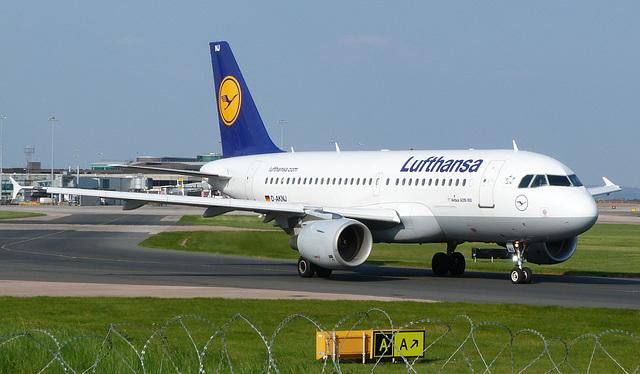 Lufthansa NJ