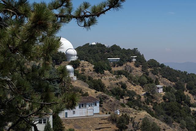 Mt Hamilton Lick Observatory (0556)