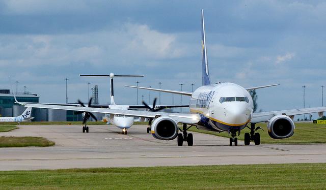 Ryanair DCZ