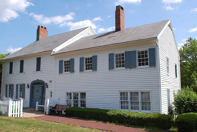 Runyon House ~ Circa 1750