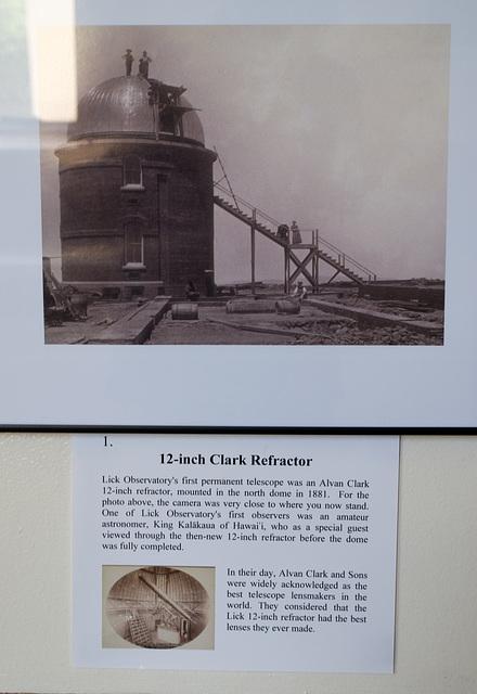 Mt Hamilton Lick Observatory (0541)