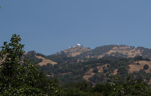 Mt Hamilton Rd Lick Observatory (0539)