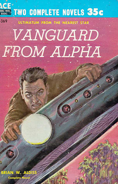 Brian Aldiss - Vanguard from Alpha