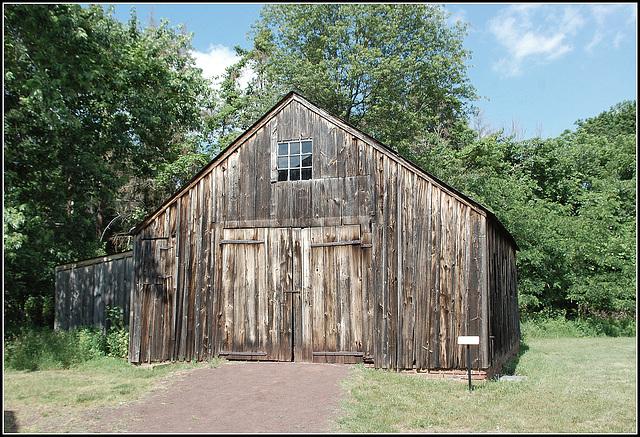 Farley Blacksmith shop ~ Circa 1850