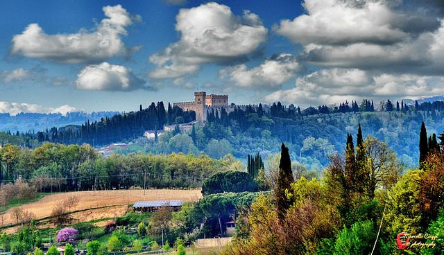 Il castello   --   The castle  (on explore)