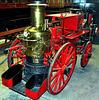 Steam-powered Fire Engine.