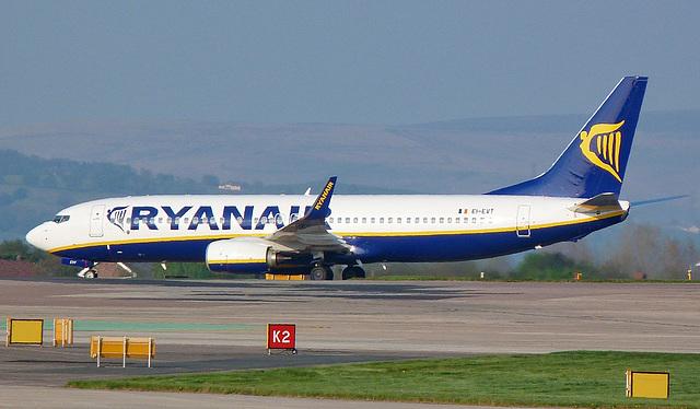 Ryanair EVT