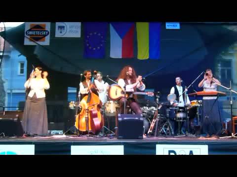 Moravia etnofolkroka muziko