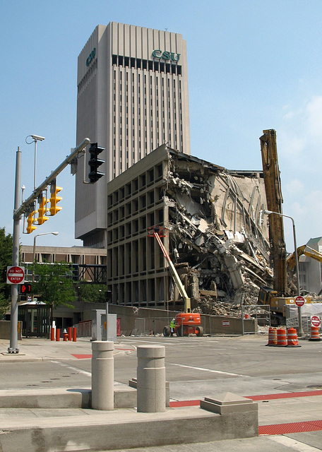 Cleveland State University!