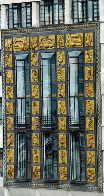 st.olave's house, tooley st., bermondsey, london