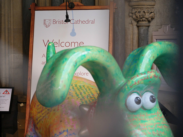 Gromit Unleashed (25) - 6 August 2013