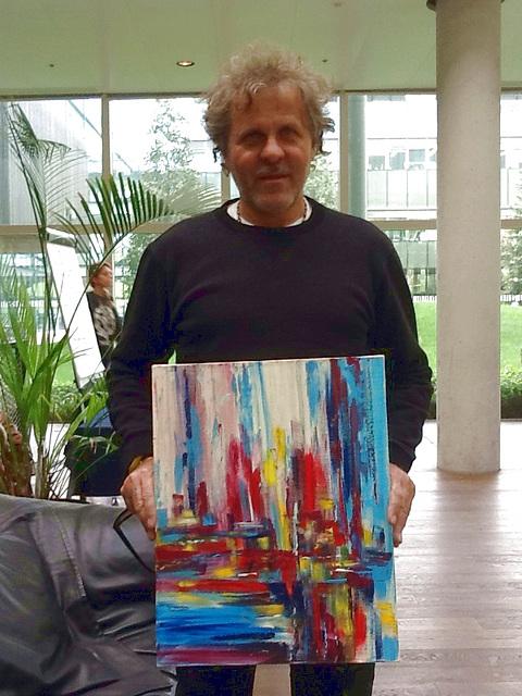 "Renzo Rosso & my art ""The coast"""